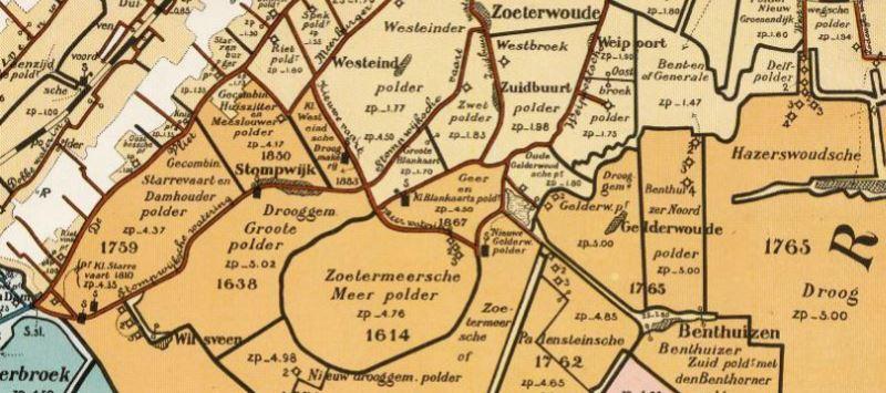 Hoekwater_polders_Zoetermeer
